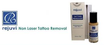 rejuvi non laser tattoo removal select beauty solutions dubai