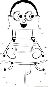 higglytown heroes connect dots worksheets printable kids
