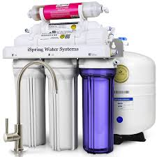 ispring rcc7ak 6 stage 75 gpd reverse osmosis water filtration