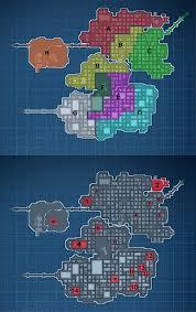 Marvel Universe Map Asgard Rainbow Bridge Marvel Universe And With Dc World Map Dc
