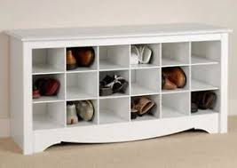Entryway Storage by Entryway Storage Bench White Shoe Organizer Mudroom Wood Closet