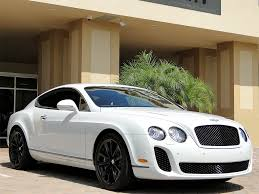 bentley sports coupe 2010 bentley continental gt supersports