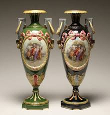 Classical Vases Summer Art U0026 Antiques Auctions Antique Helper
