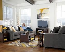 living contemporary home decor ideas sofa tv set living room