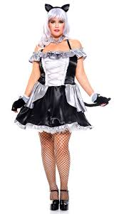 Size Cat Halloween Costumes Size Anime Cat Costume Size Anime Cat