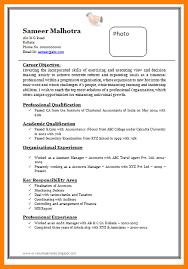 Finance Resume Samples Doc by 7 Resume Sample Doc Download Forklift Resume