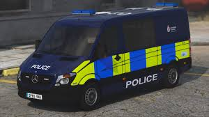 bmw sprinter van 2014 police mercedes sprinter els gta5 mods com