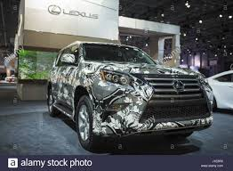 lexus jeep 2017 manhattan new york usa 12th apr 2017 2017 lexus suv with