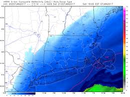 Snow Forecast Map Forecast Snowstorm Will Come To An End Late Tonight Wbur News