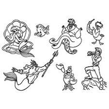 25 free printable mermaid coloring pages