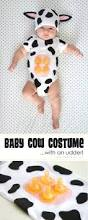 Wet T Shirt Halloween Costume by Baby Cow Costume With An Udder Make It And Love It