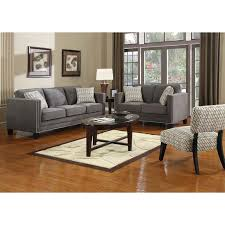 Gray Nailhead Sofa by 47 Best Gray Sofa Images On Pinterest Living Room Ideas Live
