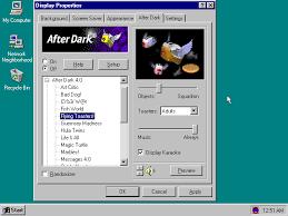 Flying Toasters Screensaver Download Winworld After Dark 4 X