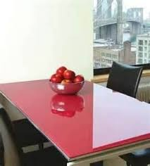 paint glass table top back painted glass table top what a great way to get that high