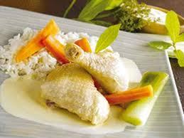 cuisiner poule poule au blanc recettes cuisine française