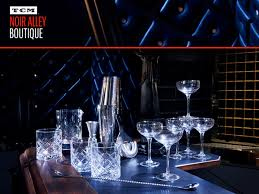 classic barware turner classic movies pour the perfect glass with gorgeous noir