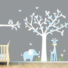 Boy Nursery Wall Decal Decorating Nursery Walls Baby Boy Nursery Wall Decals Simple