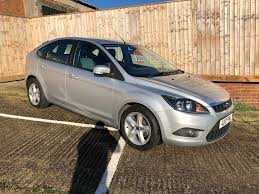 used ford focus cars for sale in blackburn lancashire gumtree