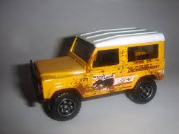 land rover defender 90 yellow land rover ninety matchbox cars wiki fandom powered by wikia