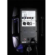 american audio box 8 two way active speaker idjnow