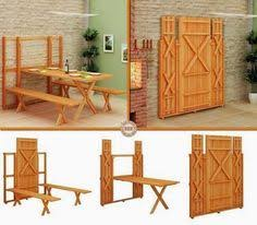 Image Result For Wall Fixed Dining Table Furniture Ideas - Wall mounted dining table designs