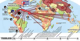 Cuban Map The Cuban Lightning Books By A Former Spy
