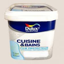 dulux cuisine et salle de bain dulux cuisine et salle de bains galet satin 2l pas cher en