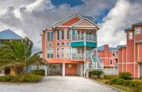Orange Beach Alabama Beach House Rentals - gulf shores vacation rentals house calypso breeze lot 7