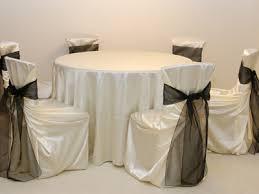 Banquet Table Linen - tablecloth rental atlanta ga wedding linens rental chair cover