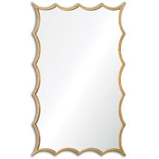 Uttermost Mirrors Free Shipping Uttermost 12892 Dareios Mirror In Gold Homeclick Com