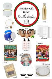 13 fantastic hostess gifts under 30 holidays haute u0026 humid