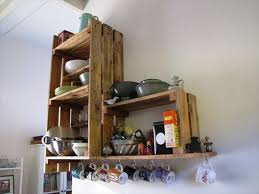Recycled Kitchen Cabinets Diy Recycled Pallet Kitchen Cabinet Pallets Designs