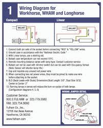 ballast resistor wiring diagram ballast free diagrams throughout