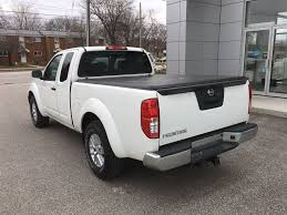 nissan frontier extended cab for sale used 2016 nissan frontier for sale sarnia on