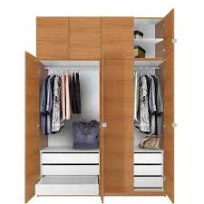 Design Ideas For Free Standing Wardrobes Fancy Design Ideas For Free Standing Wardrobes 3 Doors Wardrobe