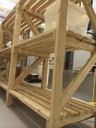 building shelves in garage creative decoration wood storage shelves super cool 20 diy garage