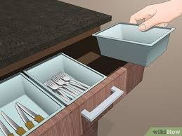 kitchen without cabinets 3 ways to arrange a kitchen without cabinets wikihow