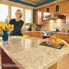 Granite Countertops And Kitchen Tile How To Install Granite Tile Countertops Kitchen Tile Family