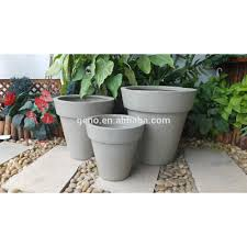 list manufacturers of large resin planters buy large resin
