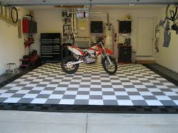 Cool Garage Floors Garage Floor Tile Raceday Garage Flooring Solution Garage Floor