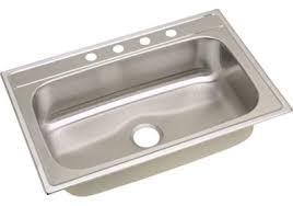 dayton elite sr kitchen sink dayton stainless steel 33 34 x 22 34 x 8 1 4 34 single bowl