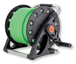 compact garden hose reel home design ideas and pictures