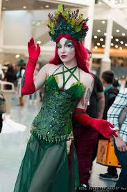 Poison Ivy Halloween Costume 491 Cosplay Halloween Costumes Images