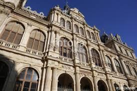 chambre de commerce lyon le palais du commerce à lyon d architecture néo renaissance