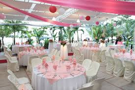 wedding backdrop penang rainbow paradise resort weddings