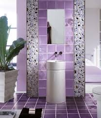 tiles bathroom ideas photo of a small contemporary shower room in denver with flat