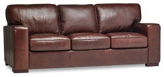 Chestnut Leather Sofa Chestnut Leather Sofa Bonners Furniture