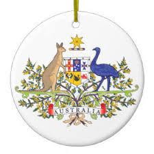 australia symbol ornaments keepsake ornaments zazzle