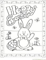 free easter bunny coloring free easter bunnies coloring