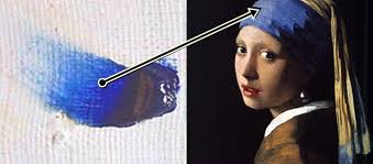 painting the girl with the pearl earring shane delgado written report